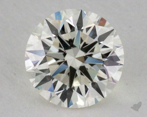 1.06 Carat J-VVS2 Excellent Cut Round Diamond
