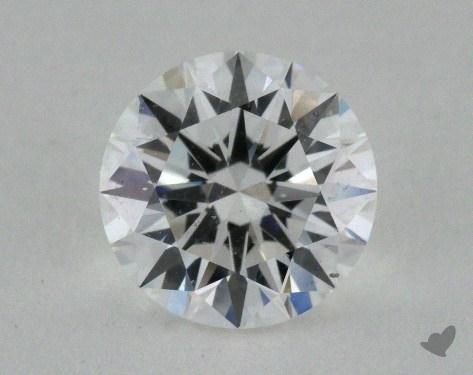 1.05 Carat F-VS2 Excellent Cut Round Diamond