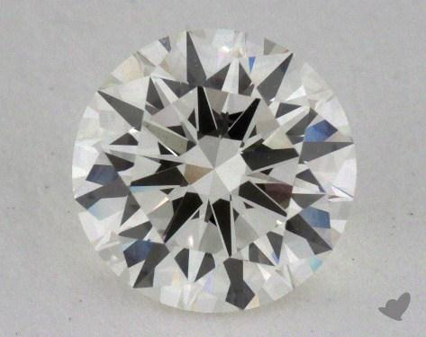 1.18 Carat J-IF Excellent Cut Round Diamond