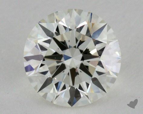 1.63 Carat I-VVS2 Excellent Cut Round Diamond