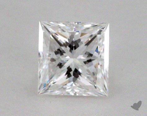 1.02 Carat G-SI1 Princess Cut  Diamond