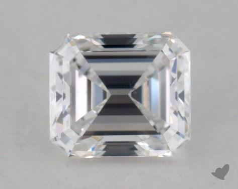 0.53 Carat D-VS1 Emerald Cut Diamond
