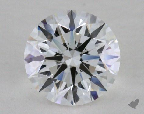 2.02 Carat E-VVS1 Excellent Cut Round Diamond