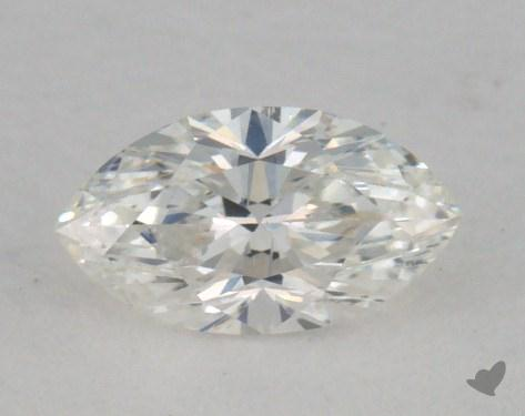 0.32 Carat G-SI1 Marquise Cut  Diamond