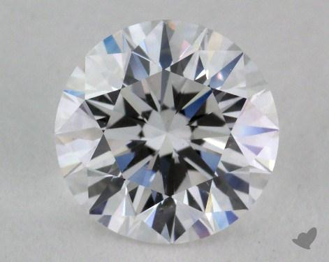 1.29 Carat D-VS2 Excellent Cut Round Diamond