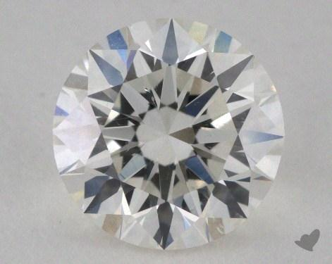 1.17 Carat I-SI1 Excellent Cut Round Diamond