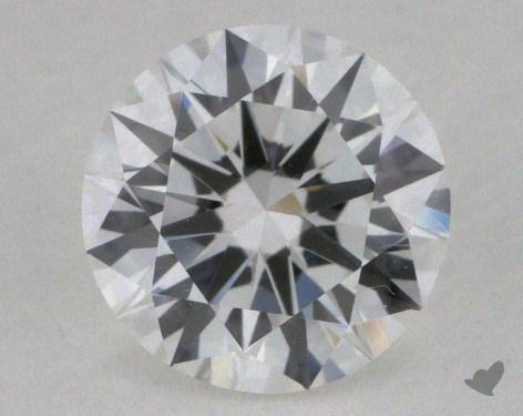 0.80 Carat E-VS1 Very Good Cut Round Diamond