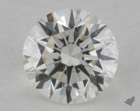 0.80 Carat I-VS1 Excellent Cut Round Diamond