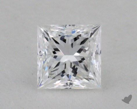 0.51 Carat D-VVS2 Princess Cut Diamond