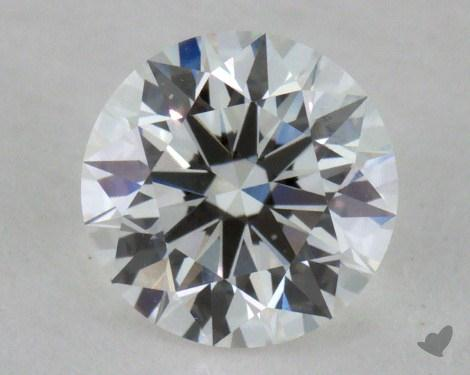 0.56 Carat G-VVS2 Excellent Cut Round Diamond