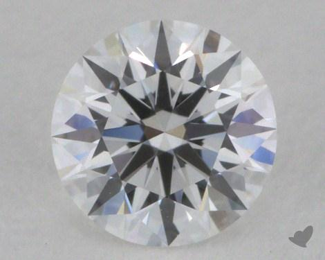 0.30 Carat E-IF Excellent Cut Round Diamond