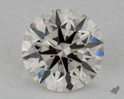0.76 Carat J-VS2 Excellent Cut Round Diamond