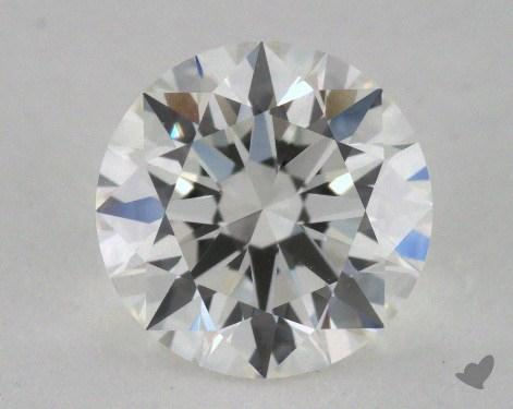 1.11 Carat H-VVS1 Excellent Cut Round Diamond
