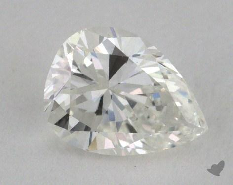 0.99 Carat H-VS2 Pear Cut Diamond