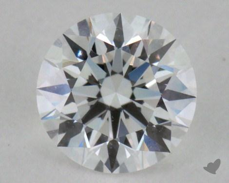 0.40 Carat D-VS2 Excellent Cut Round Diamond