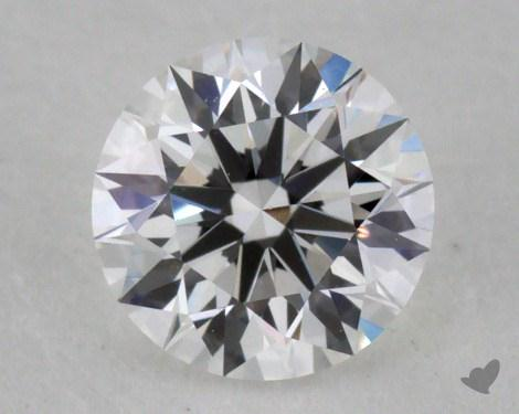 0.40 Carat E-VS1 Excellent Cut Round Diamond