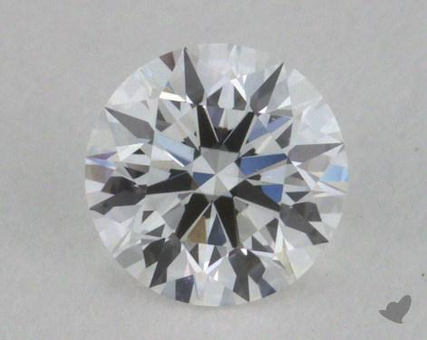 0.35 Carat E-IF Excellent Cut Round Diamond