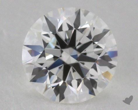 1.05 Carat H-VVS1 Excellent Cut Round Diamond