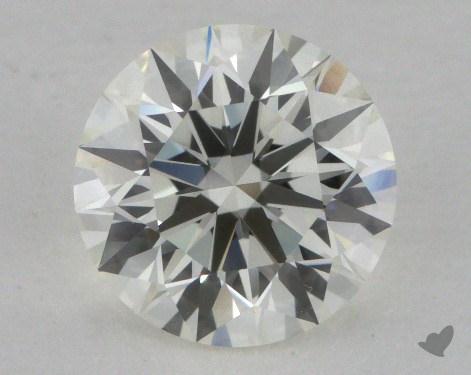 1.53 Carat J-VVS1 Excellent Cut Round Diamond