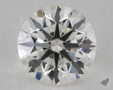 1.11 Carat I-VVS1 Excellent Cut Round Diamond