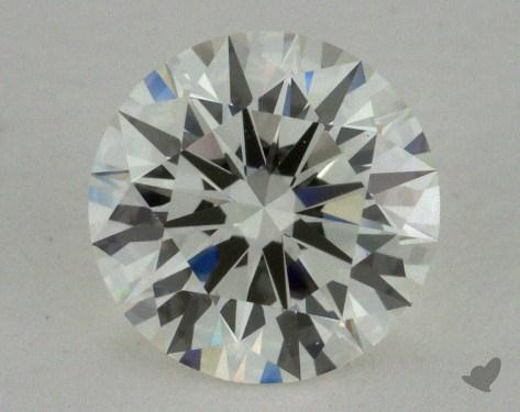 1.01 Carat J-VVS1 Excellent Cut Round Diamond 
