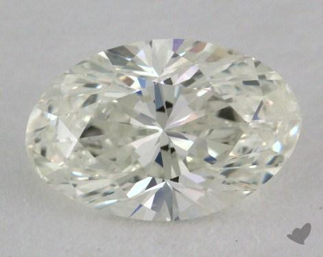 1.03 Carat I-IF Oval Cut  Diamond