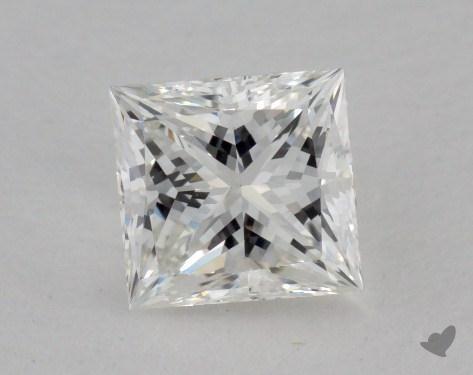 1.04 Carat H-VS1 Excellent Cut Princess Diamond