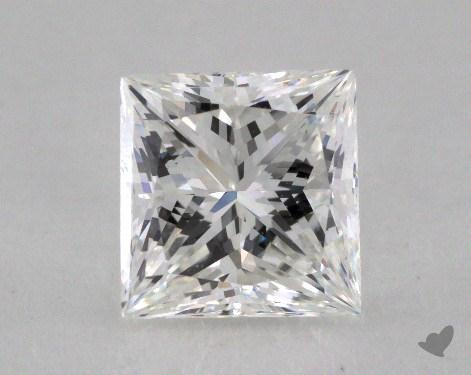 2.01 Carat F-VVS1 Very Good Cut Princess Diamond