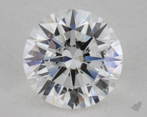 0.92 Carat G-I1 Excellent Cut Round Diamond