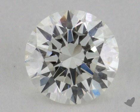 0.80 Carat H-VS1 Excellent Cut Round Diamond