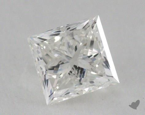 1.04 Carat G-VS1 Very Good Cut Princess Diamond