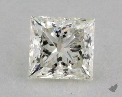 0.54 Carat K-VS2 Ideal Cut Princess Diamond