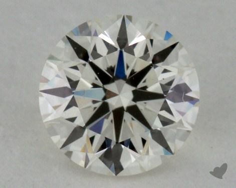 0.61 Carat K-VS1  True Hearts<sup>TM</sup> Ideal  Diamond