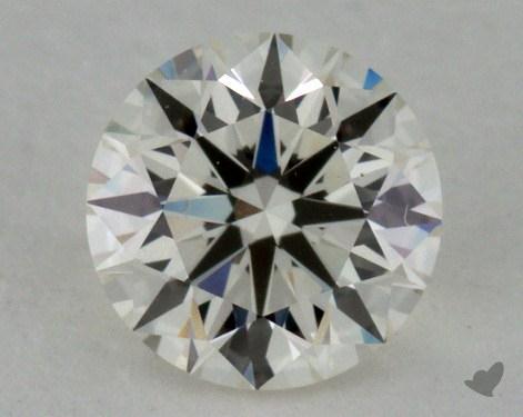 0.61 Carat K-VS1 True Hearts<sup>TM</sup> Ideal Diamond
