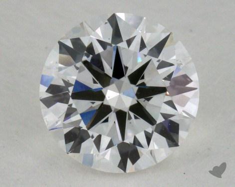 1.03 Carat F-VS2 Very Good Cut Round Diamond