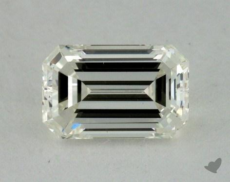 1.07 Carat J-VS1 Emerald Cut  Diamond
