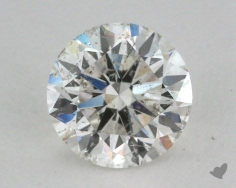 1.10 Carat H-SI2 Very Good Cut Round Diamond