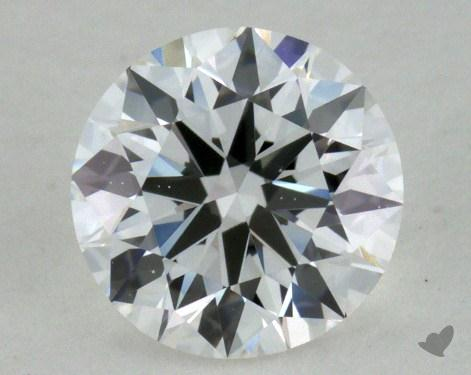 0.72 Carat E-VS2 Very Good Cut Round Diamond