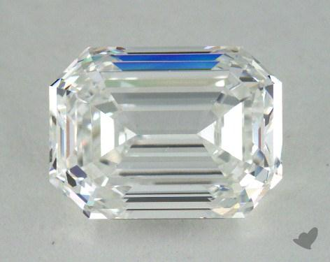2.04 Carat E-VS2 Emerald Cut Diamond