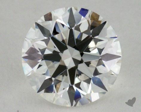 1.25 Carat G-VVS1 Excellent Cut Round Diamond