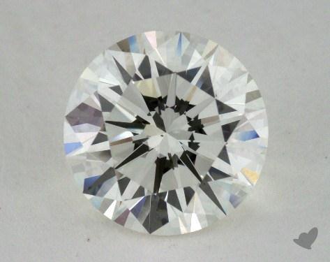 2.07 Carat I-VS1 Excellent Cut Round Diamond