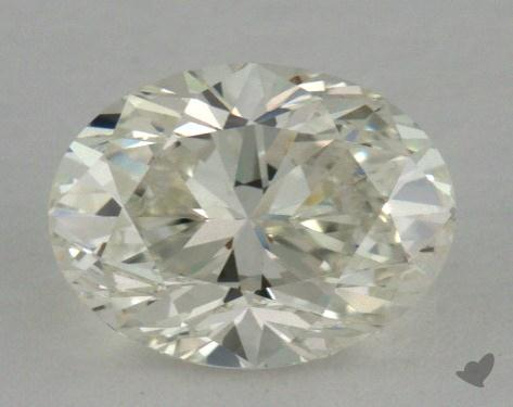 1.07 Carat J-VS2 Oval Cut Diamond