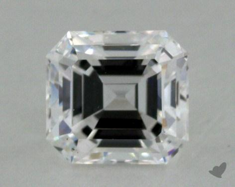 0.90 Carat D-VS2 Asscher Cut  Diamond