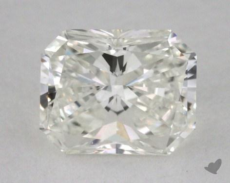 0.90 Carat J-VS1 Radiant Cut  Diamond