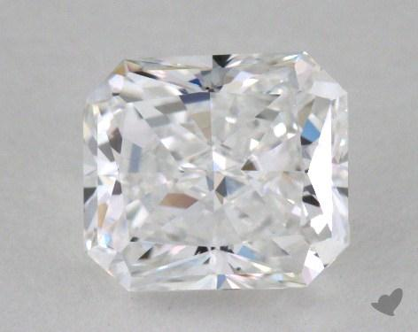0.90 Carat E-VS1 Radiant Cut Diamond