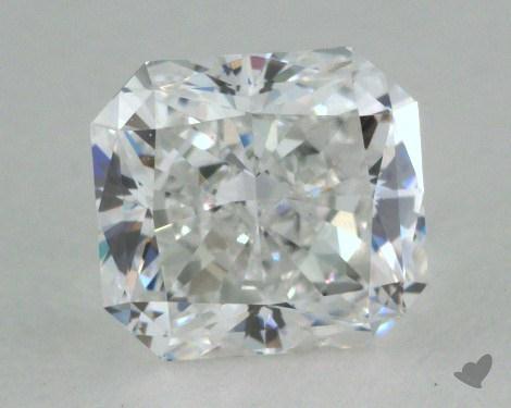 1.22 Carat E-VS1 Radiant Cut Diamond