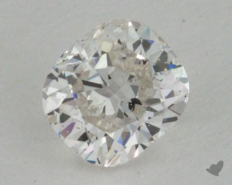 1.02 Carat G-SI2 Cushion Cut Diamond
