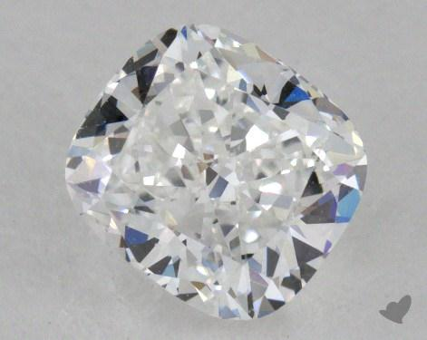 1.08 Carat E-VVS2 Cushion Cut Diamond