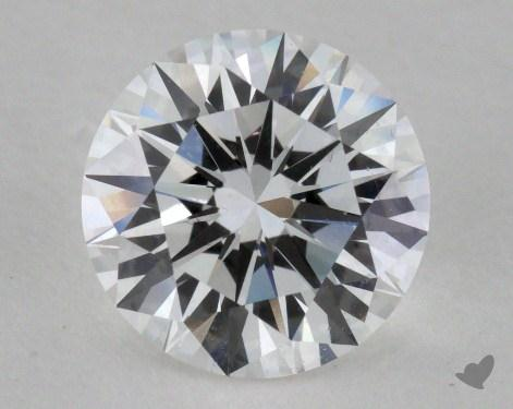 1.39 Carat E-VS1 Excellent Cut Round Diamond