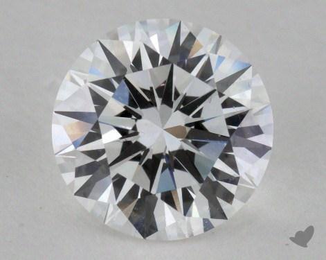 1.39 Carat E-VS1 Excellent Cut Round Diamond